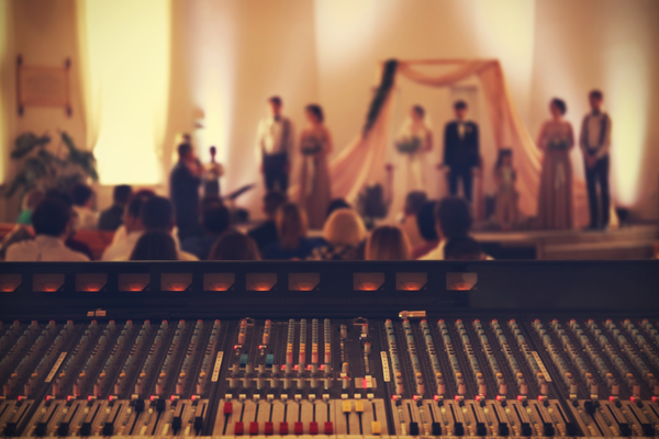 Hochzeits-DJ finden