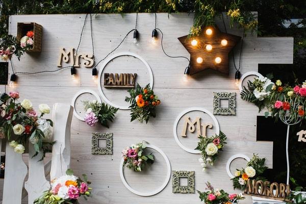 Hochzeitsdeko Shop - Deko zur Hochzeit online kaufen