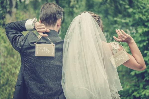 Hochzeitsdeko - Vintage Hochzeit