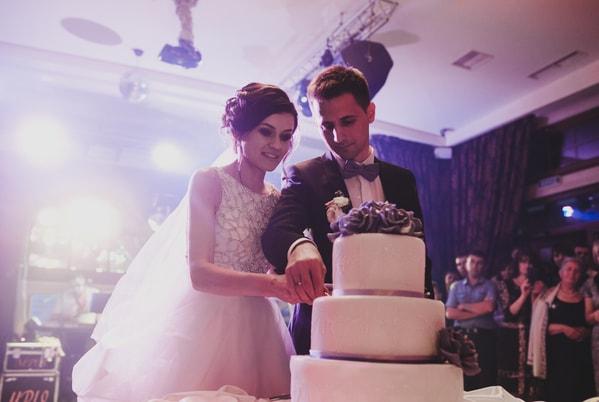 Hochzeitsfotograf für Trauung Brautpaar-Shooting und Party