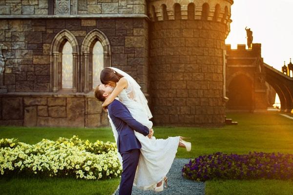 Schloss als Hochzeitslocation - Heiraten im Schloss