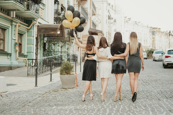 Junggesellinnenabschied Ideen Frauen
