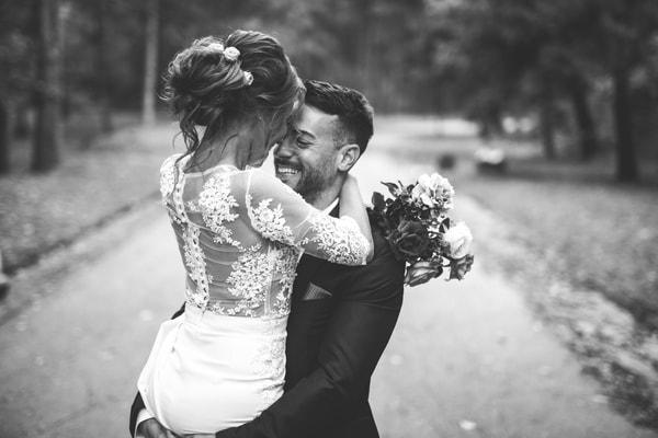 Standesamtliche Trauung mit Hochzeitsfotograf