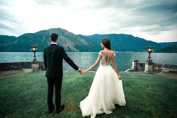 Hochzeitslocation am See, Wasser oder Meer